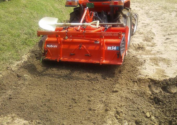 土壌は、「空隙」をつくります